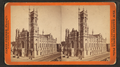 New Masonic Temple, Phila. Dedicated September 26th, 1873, by Cremer, James, 1821-1893.png
