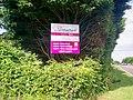 New Sign for Rose Park Organics, Llanteg - geograph.org.uk - 1363361.jpg