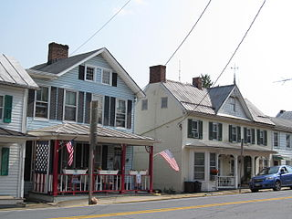 New Windsor, Maryland Town in Maryland, United States