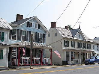New Windsor, Maryland - Houses in New Windsor