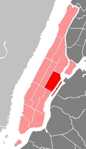 Manhattan Community Board 8 - Community Board 8
