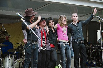 New York Dolls - The New York Dolls in 2006