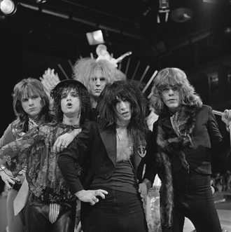 New York Dolls - New York Dolls, 1973