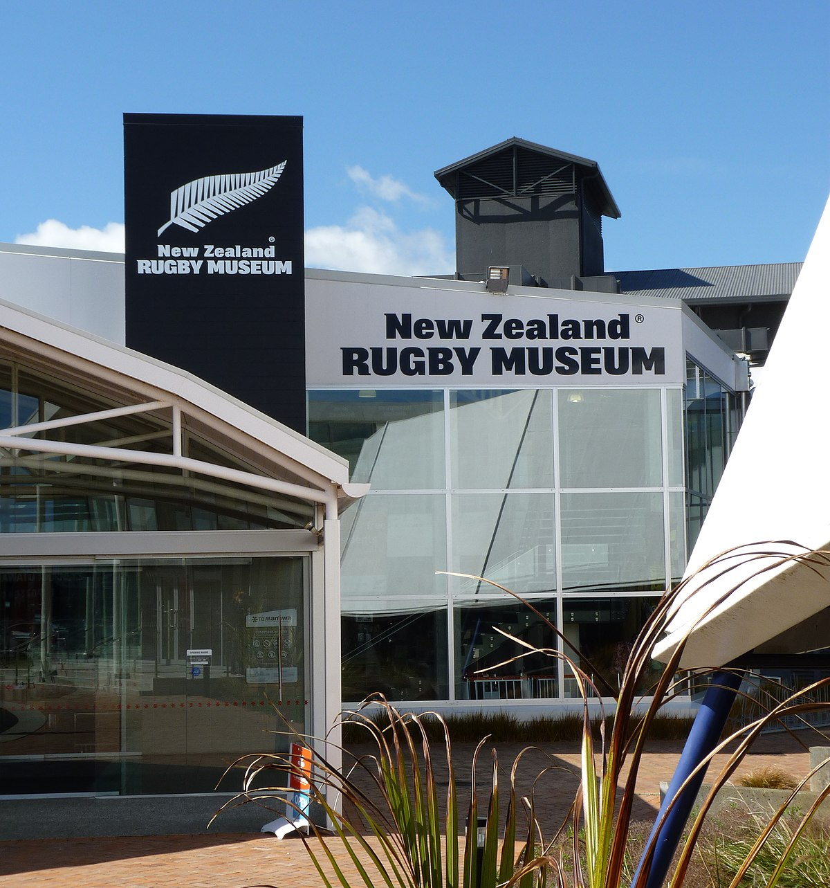 New Zealand Rugby Museum Wikipedia