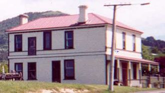 Fairfield, Otago - Coach and Horses Hotel, Fairfield