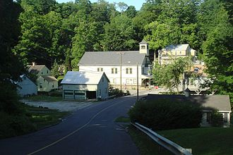 Friday the 13th Part 2 - The small village of New Preston, Connecticut was one of the filming locations.