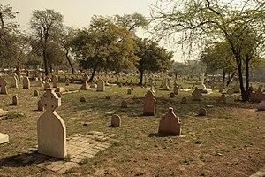 Nicholson Cemetery, New Delhi - Nicholson Cemetery