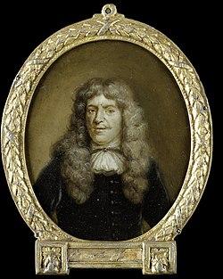 Nicolaas Heinsius I (1620-81). Dichter en hoogleraar te Leiden, gezant van Christina van Zweden, SK-A-4593.jpg