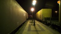 File:Night Freight trains at Lianokladi station, April 2015..webm