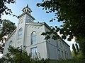 Nijmegen Beth-el kerkje 04 zuid- met oostgevel.JPG