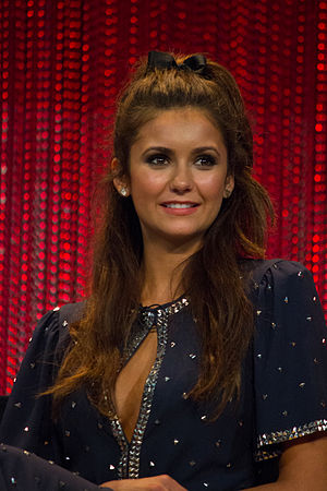 Bulgarian Canadians - Image: Nina Dobrev at Paley Fest 2014