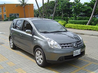 Nissan Motor Indonesia - Image: Nissan Livina