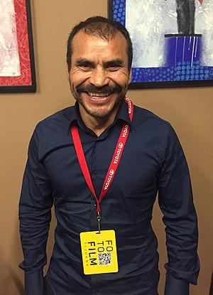 Noé Hernández (actor) - Noé Hernández at the presentation of the film La Habitación (2016) during the FotoFilm Tijuana Festival held on July 15, 2017.