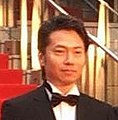 "Nobu Morimoto from ""kazokuhe"" at Opening Ceremony of the Tokyo International Film Festival 2016.jpg"