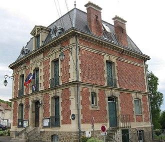 Nogent-l'Artaud - Town hall
