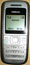 Image illustrative de l'article Nokia 1200
