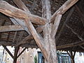 Nolay - Les halles du XIVe siècle 11 - detail.jpg