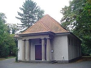 Nordfriedhof (Cologne) - Image: Nordfriedhofkoeln 02