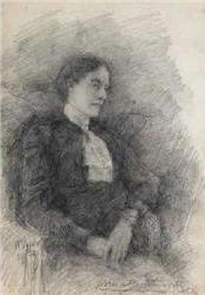 Norma Borthwick - Norma Borthwick by John Butler Yeats