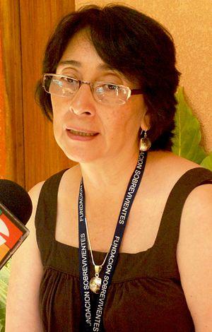 Norma Cruz - Image: Norma Cruz 2