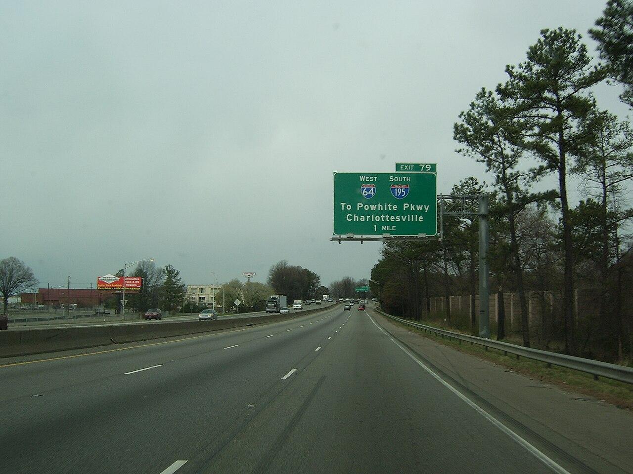 File:Northbound I-95; ...I 95 Exit 29