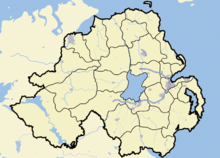 Northern Ireland map - April 2007.png