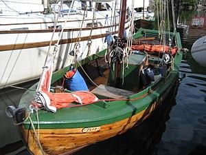 Gableboat - Image: Norwegian gableboat