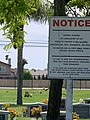Notice Sign for Westminster Memorial Park and Mortuary.jpeg