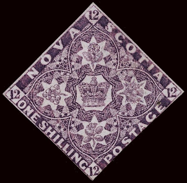 Nova Scotia stamp