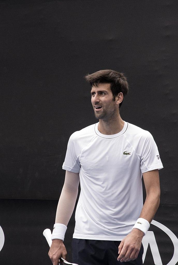 Soubor:Novak Djokovic (Ser) (38823778745).jpg – Wikipedie