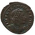 Nummus of Licinius I (YORYM 2001 10248) obverse.jpg