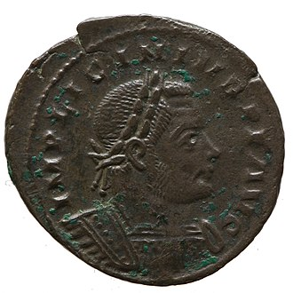 Licinius - A Nummus of Licinius I