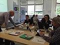 OER-Sprint bei Wikimedia Deutschland am 5. Mai 2014.JPG