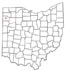Blue Creek Township Paulding County Ohio Wikivisually