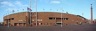 Olympic Stadium (Amsterdam) - Panorama of the stadium
