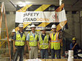 OSHA Compliance Officer Emil Szotko (far right) with employees from the McShane Construction Company.jpg