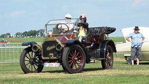 Oakland Motor Car Company - 1909 Oakland 40