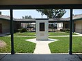 Oaks at Durkeeville Early Learning Academy plaque, Jacksonville.JPG