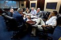 Obama in Situation Room receiving update on Hurricane Irene.jpg