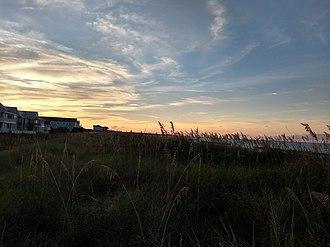 Ocean View (Norfolk) - East Beach in Ocean View, along the Chesapeake Bay