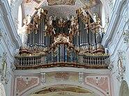 Ochsenhausen klosterkirche 007 Organ