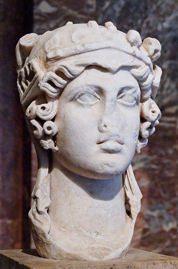 Athena of the Odescalchi type