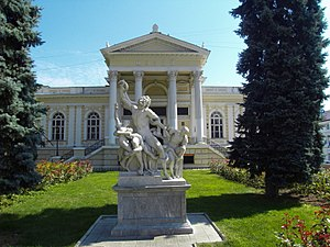 Odessa arheological museum