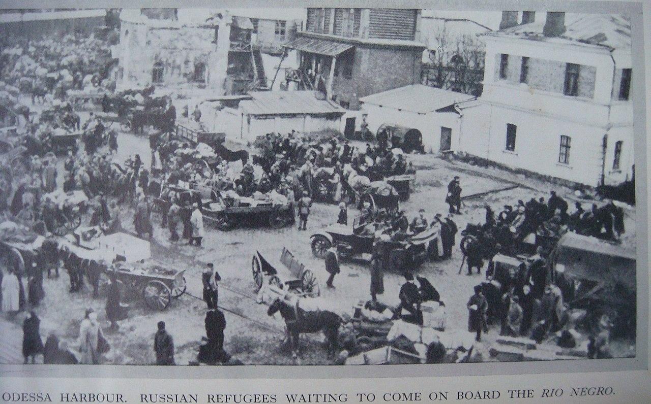 Последний бой кадетского корпуса. К столетию «Белой» эвакуации из Одессы
