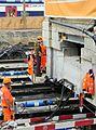 Oerlikon - 'Gleis 9' während der Gebäudeverschiebung 2012-05-23 15-52-01 (P7000).jpg