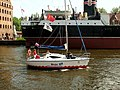 Official opening of the sailing season and yacht parade on Motława during III World Gdańsk Reunion - 04.jpg