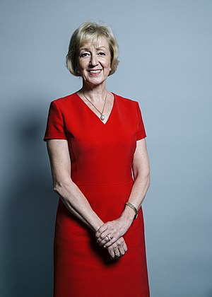 Lord President of the Council - Image: Official portrait of Andrea Leadsom
