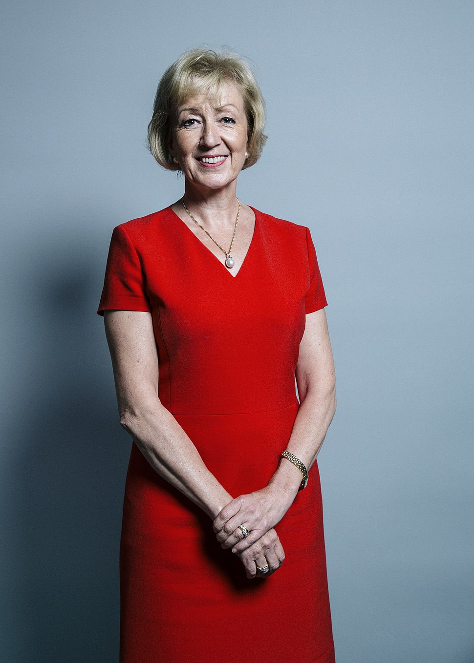 Official portrait of Andrea Leadsom