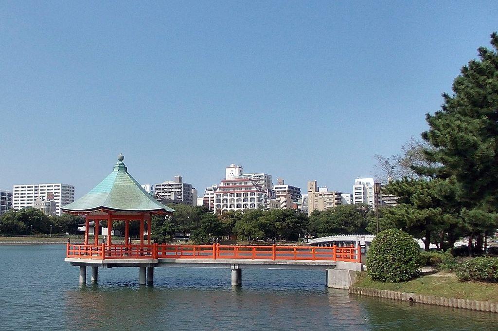 Ohori Park 02