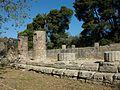 Olímpia, temple d'Hera.JPG